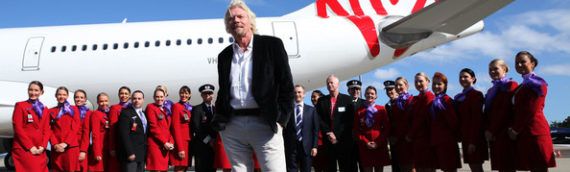 Want to Know the People Secrets to Richard Branson's Success?